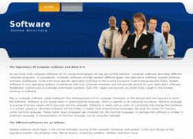 software-online-directory.com