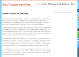 software-services.co.uk
