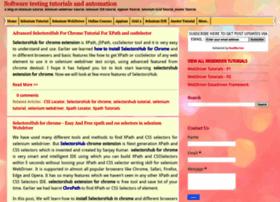 software-testing-tutorials-automation.blogspot.com