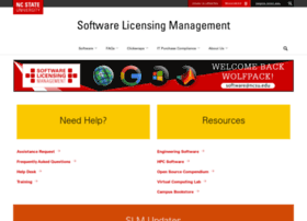 software.ncsu.edu