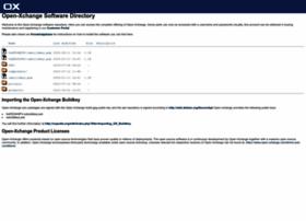 software.open-xchange.com