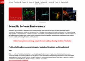 software.sci.utah.edu