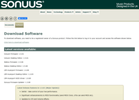 software.sonuus.com
