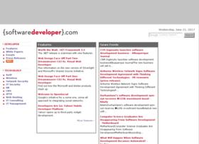 softwaredeveloper.com