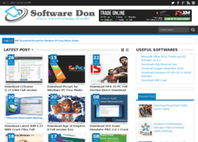 softwaredon.blogspot.in