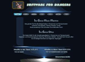 softwarefordancers.com