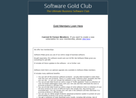 softwaregoldclub.com