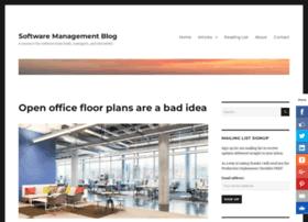 softwaremanagementblog.net