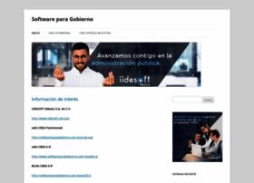softwareparagobierno.com.mx