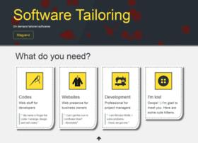 softwaretailoring.net