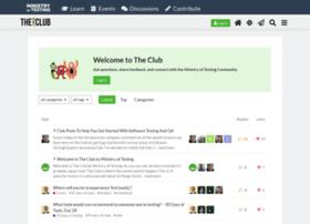 softwaretestingclub.com