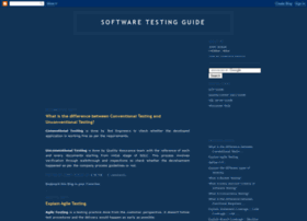 softwaretestingguide.blogspot.in