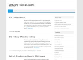 softwaretestinglessons.com