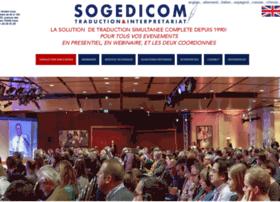 sogedicom-conferences.com