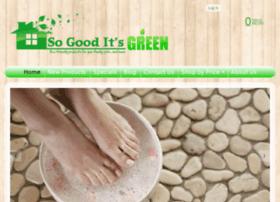 sogooditsgreen.com