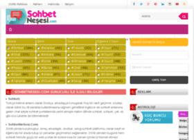 sohbetnesesi.com