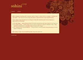 sohini.com
