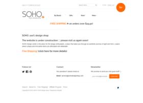 sohodesignshop.com