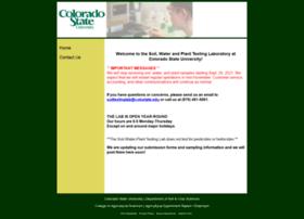soiltestinglab.colostate.edu