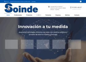 soinde.com