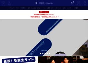 soka.ac.jp