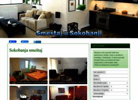 sokobanjasmestaj.net