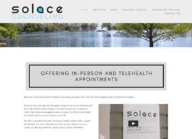 solacecounseling.org
