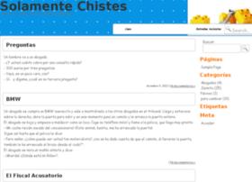 solamentechistes.com
