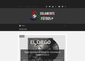 solamentefutbol.com