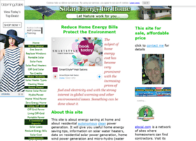 solar-energy-for-home.com
