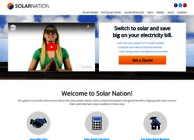 Solar-nation.org