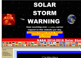 solar-storm-warning.com