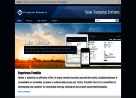 solar.franklin-electric.com