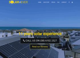 solar4ever.com.au