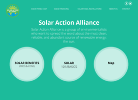 solaractionalliance.org
