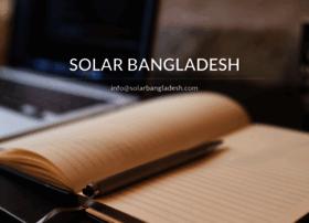 solarbangladesh.com