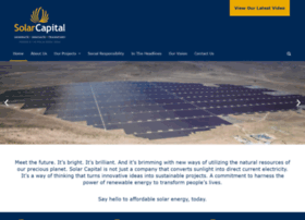 solarcapital.co.za