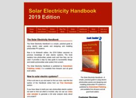 solarelectricityhandbook.com