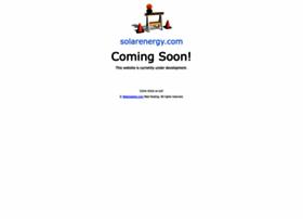 solarenergy.com