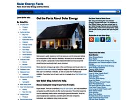 solarenergyfactsblog.com