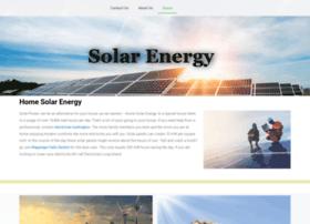 solarenergyformyhome.com