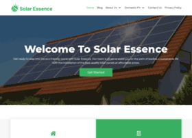 solaressence.co.uk