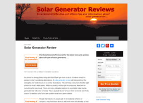 solargeneratorreview.net
