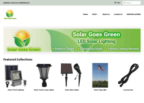 solargoesgreen.com