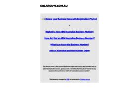 solarguys.com.au