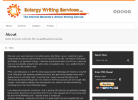 solargywritingservices.com