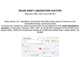 solarhome.com
