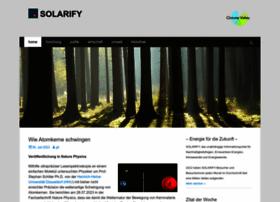 solarify.eu