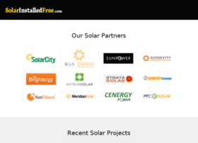 solarinstalledfree.com