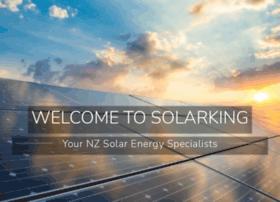 solarking.co.nz